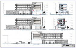 Corporate Building project