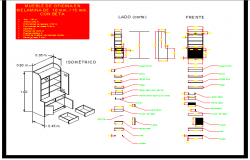 Corporate office furniture details dwg file