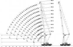 Crane design and sections