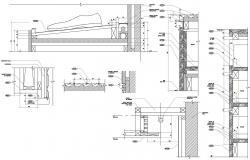 Cup-board Design CAD File Download