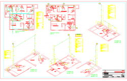 Dental clinic autocad dwg files