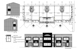 Department stores dwg file