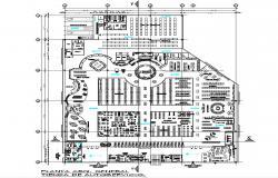 Departmental Store Plan