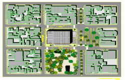 Deployment ground and surroundings design