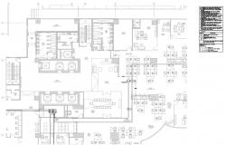 Description and detail of wireless access point layout.