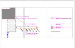 Design view of metallic shovel