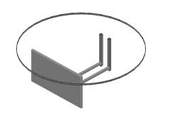 Designer Coffee table 3d