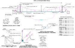Detail of page air typical dwg file