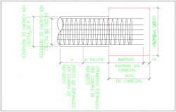 Detail typical head dwg file