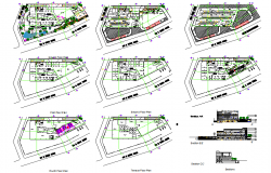Different type of Commercial Complex Design
