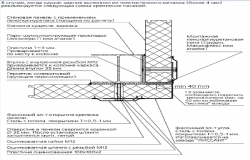 Door and window  frame sectional detail dwg file