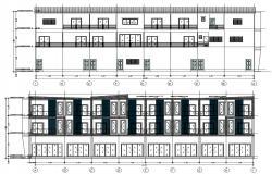 Download Apartment Complex CAD File