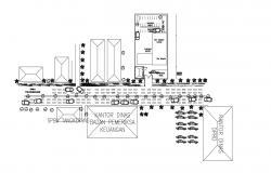Download Area Plan CAD File
