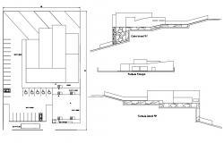 Download Building Elevation Design CAD File