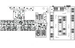 Download Commercial Building CAD Plan