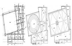 Download Foundation AutoCAD plan