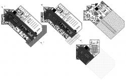 Download Shopping Complex CAD Plan