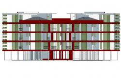 Drawing of 3d model Apartment in SketchUp file
