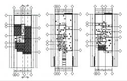 Download Free AutoCAD House Plan