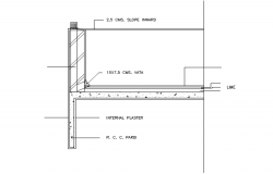 Wall Plaster Design In AutoCAD File