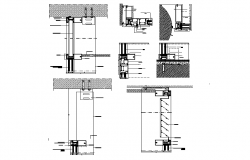 Dressing unit design dwg file