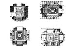 Dwg file of coliseum