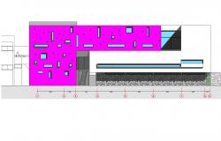 Dwg file of commercial building
