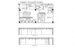 Dwg file of office layout