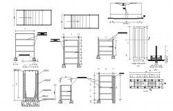Dwg file of ramp detail