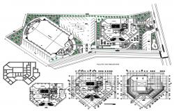 Educational Building Plan