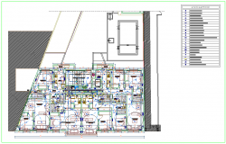 Electric Lay-out design for housing