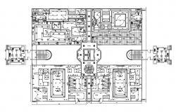 Electrical Ceiling Interior Design
