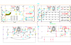 Electrical Panel Design For Office