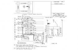 Electrical circuit diagram detail CAD block layout file in autocad file