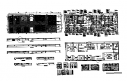 Electrical Layout Plan Of Office Building