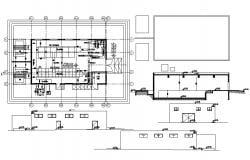 Electrical room signage CAD file download