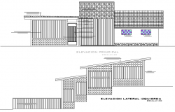 Elevation Coffee processing plant