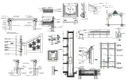 Elevator Design Plan DWG File