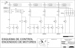 Equipment detail of mechanical dwg autocad file