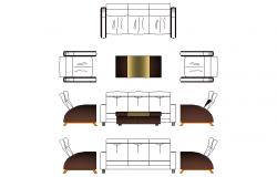 Exclusive Sofa