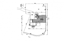 Existing Residence lay-out