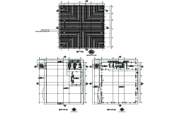 Factory and canteen plan detail