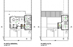 Family llanos plan detail