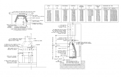 Fire-place stove detail plan dwg.,