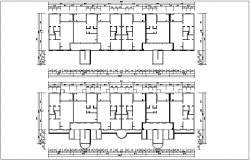 Floor plan dwg file