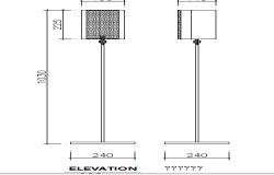Floor speakers cad blocks design dwg file