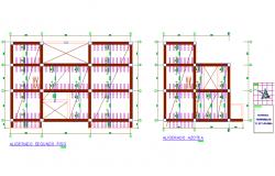 Foundation plan detail deg file