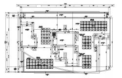 Free Download Factory Design Plans With Working Drawing  AutoCAD File