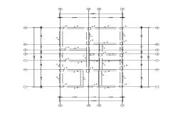 Free Download Foundation Footing Drawings AutoCAD File