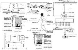 Free Download Water Pipe Detail DWG File